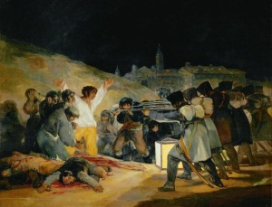 Francisco Goya The Third of May 1808